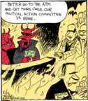Comic Strip John Deering  Strange Brew 2017-02-15 hell