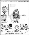 Comic Strip Mike Twohy  That's Life 2003-01-06 holiday