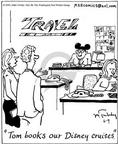 Comic Strip Mike Twohy  That's Life 2003-06-09 travel agency