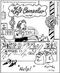 Comic Strip Mike Twohy  That's Life 2003-12-20 customer