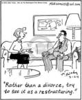 Comic Strip Mike Twohy  That's Life 2004-03-24 marriage