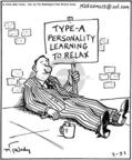 Comic Strip Mike Twohy  That's Life 2004-03-31 relax