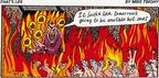 Comic Strip Mike Twohy  That's Life 2004-05-02 heat
