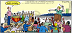 Comic Strip Mike Twohy  That's Life 2005-01-16 etiquette
