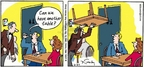 Comic Strip Mike Twohy  That's Life 2005-02-27 customer