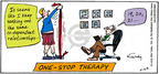 Comic Strip Mike Twohy  That's Life 2005-05-22 relationship