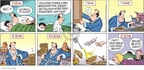 Comic Strip Jim Borgman Jerry Scott  Zits 2009-12-06 night